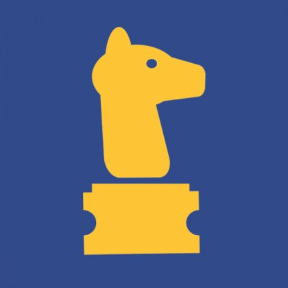 Chess Horse Piece Icon, Strategic Thinking